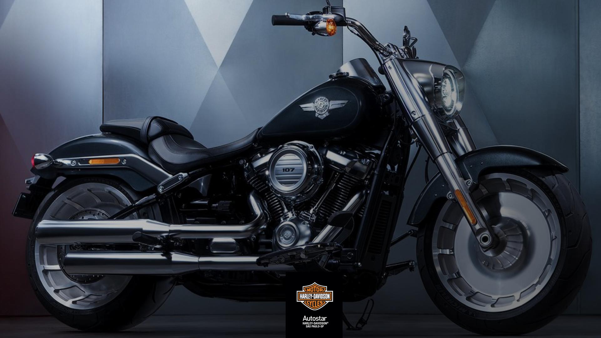 Ganhador da Harley-Davidson + 1 ano de seguro MAPFRE