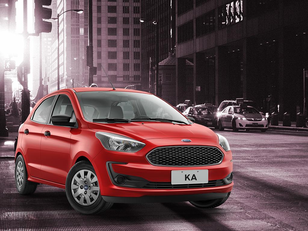 1º sorteio de 3 carros Ford Ka 0km + 1 ano de seguro MAPFRE