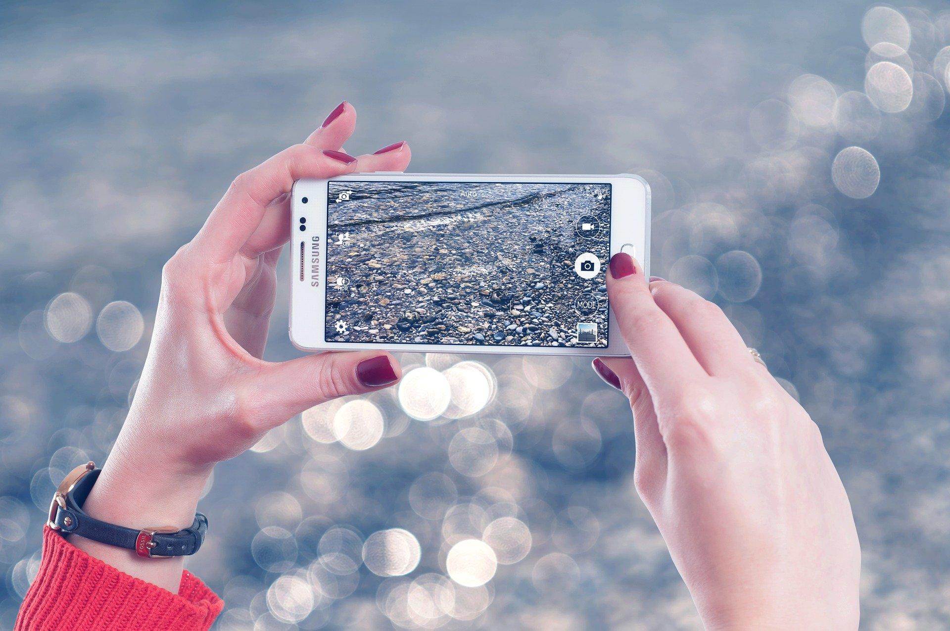 4º sorteio de 10 smartphones Galaxy Samsung A50