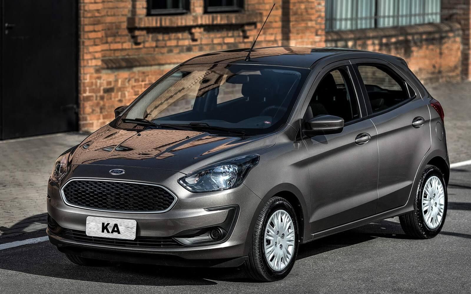 2º sorteios de 3 carros Ford Ka 0 km + 1 ano de seguro MAPFRE